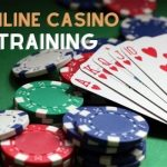 Training on online casino is available