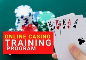 online casino traning program
